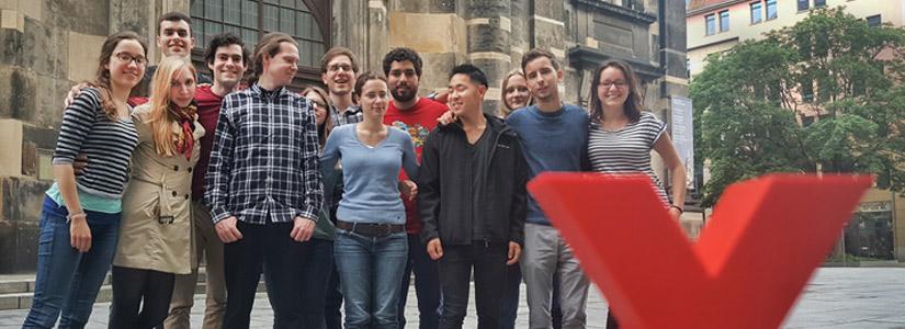 Gruppenfoto - TEDxDresden