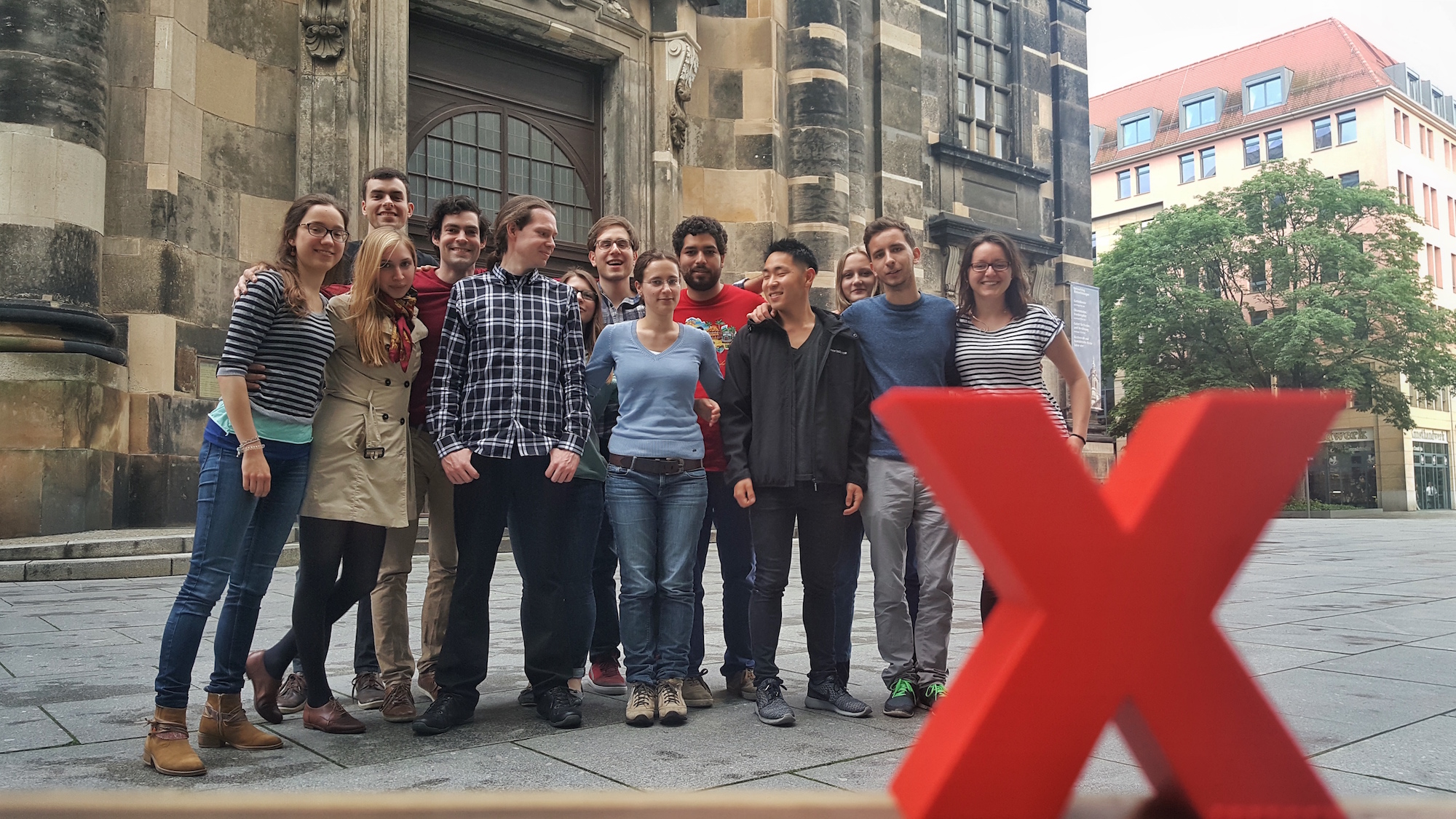 TEDx Dresden - Group Photo