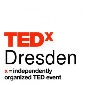 TEDxDresden Logo Square